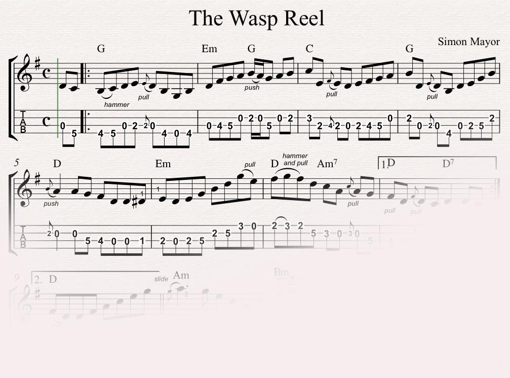 Mandolin Sheet Music Ibovnathandedecker