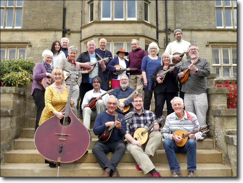 Settle Mandolin Retreat 2019