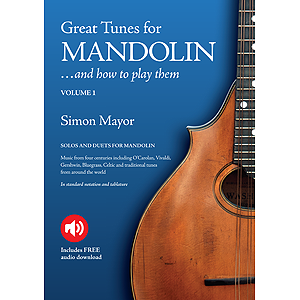 Great Tunes For Mandolin (vol 1)