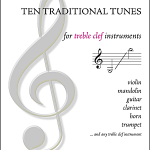 Traditional duets for treble clef