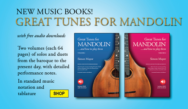 Great Tunes For Mandolin